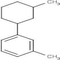 1-Methyl-3-(3-methylcyclohex-1-yl)benzene