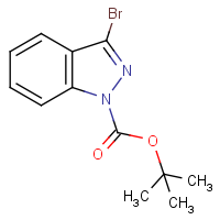 tert-Butyl 3-bromoindazole-1-carboxylate