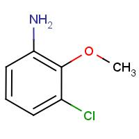 3-Chloro-2-methoxyaniline