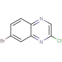 7-Bromo-2-chloroquinoxaline