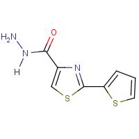 2-(2-Thienyl)-1,3-thiazole-4-carbohydrazide