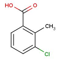 3-Chloro-2-methylbenzoic acid