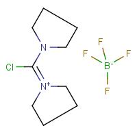 1-(Chloro-1-pyrrolidinylmethylene)pyrrolidinium tetrafluoroborate