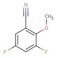 3,5-Difluoro-2-methoxybenzonitrile