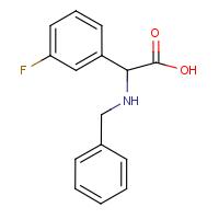 N-Benzyl-3-fluoro-DL-phenylglycine