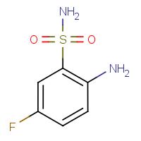 2-Amino-5-fluorobenzenesulphonamide