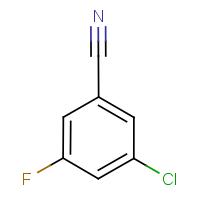 3-Chloro-5-fluorobenzonitrile