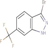 3-Bromo-6-(trifluoromethyl)-1H-indazole