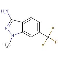 1-Methyl-6-(trifluoromethyl)-1H-indazol-3-amine