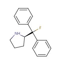 (R)-(+)-2-(Fluorodiphenylmethyl)pyrrolidine
