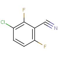3-Chloro-2,6-difluorobenzonitrile