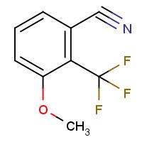 3-Methoxy-2-(trifluoromethyl)benzonitrile