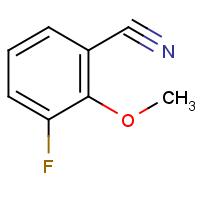 3-Fluoro-2-methoxybenzonitrile