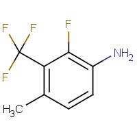 2-Fluoro-4-methyl-3-(trifluoromethyl)aniline