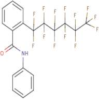 N-phenyl-2-(1,1,2,2,3,3,4,4,5,5,6,6,6-tridecafluorohexyl)benzamide