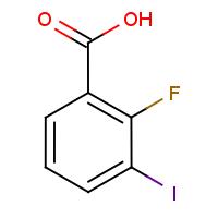 2-Fluoro-3-iodobenzoic acid