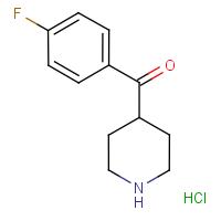4-(4-Fluorobenzoyl)piperidine hydrochloride