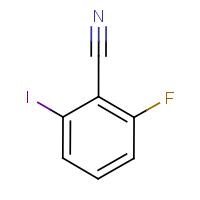 2-Fluoro-6-iodobenzonitrile