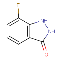 7-Fluoro-1,2-dihydro-3H-indazol-3-one