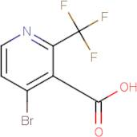 4-Bromo-2-trifluoromethyl-nicotinic acid