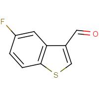 5-Fluorobenzo[b]thiophene-3-carboxaldehyde