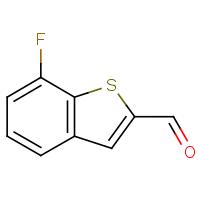 7-Fluorobenzo[b]thiophene-2-carboxaldehyde