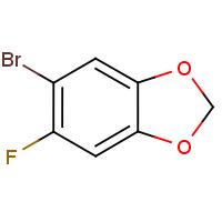 5-Bromo-6-fluoro-1,3-benzodioxole