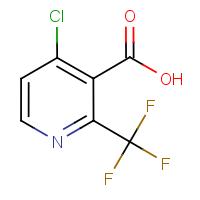 4-Chloro-2-(trifluoromethyl)nicotinic acid