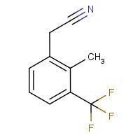 2-Methyl-3-(trifluoromethyl)phenylacetonitrile