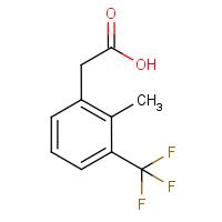 2-Methyl-3-(trifluoromethyl)phenylacetic acid