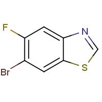 6-Bromo-5-fluoro-1,3-benzothiazole