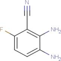 2,3-Diamino-6-fluorobenzonitrile