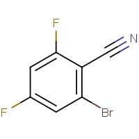2-Bromo-4,6-difluorobenzonitrile