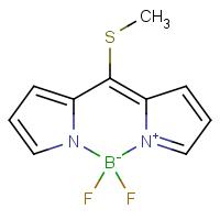 9-(Methylthio)bipyrromethene difluoroborate