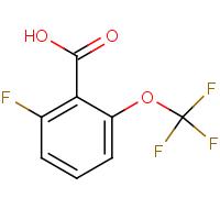 2-Fluoro-6-(trifluoromethoxy)benzoic acid