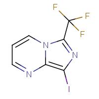 8-Iodo-6-(trifluoromethyl)imidazo[1,5-a]pyrimidine