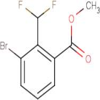 Methyl 3-bromo-2-(difluoromethyl)benzoate