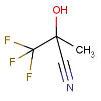 2-Hydroxy-2-(trifluoromethyl)propanenitrile