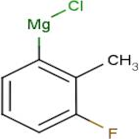 3-Fluoro-2-methylphenylmagnesium chloride 0.5M solution in THF