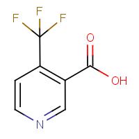 4-(Trifluoromethyl)nicotinic acid
