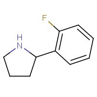 2-(2-Fluorophenyl)pyrrolidine