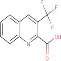 3-(Trifluoromethyl)quinoline-2-carboxylic acid