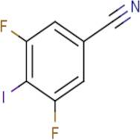 3,5-Difluoro-4-iodobenzonitrile