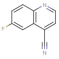 6-Fluoroquinoline-4-carbonitrile