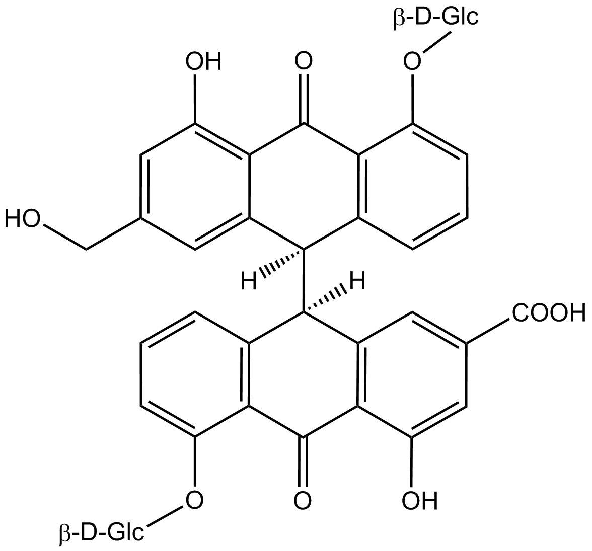 Sennoside c