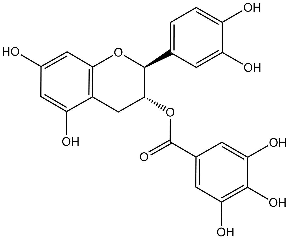 (-)-catechin 3-gallate