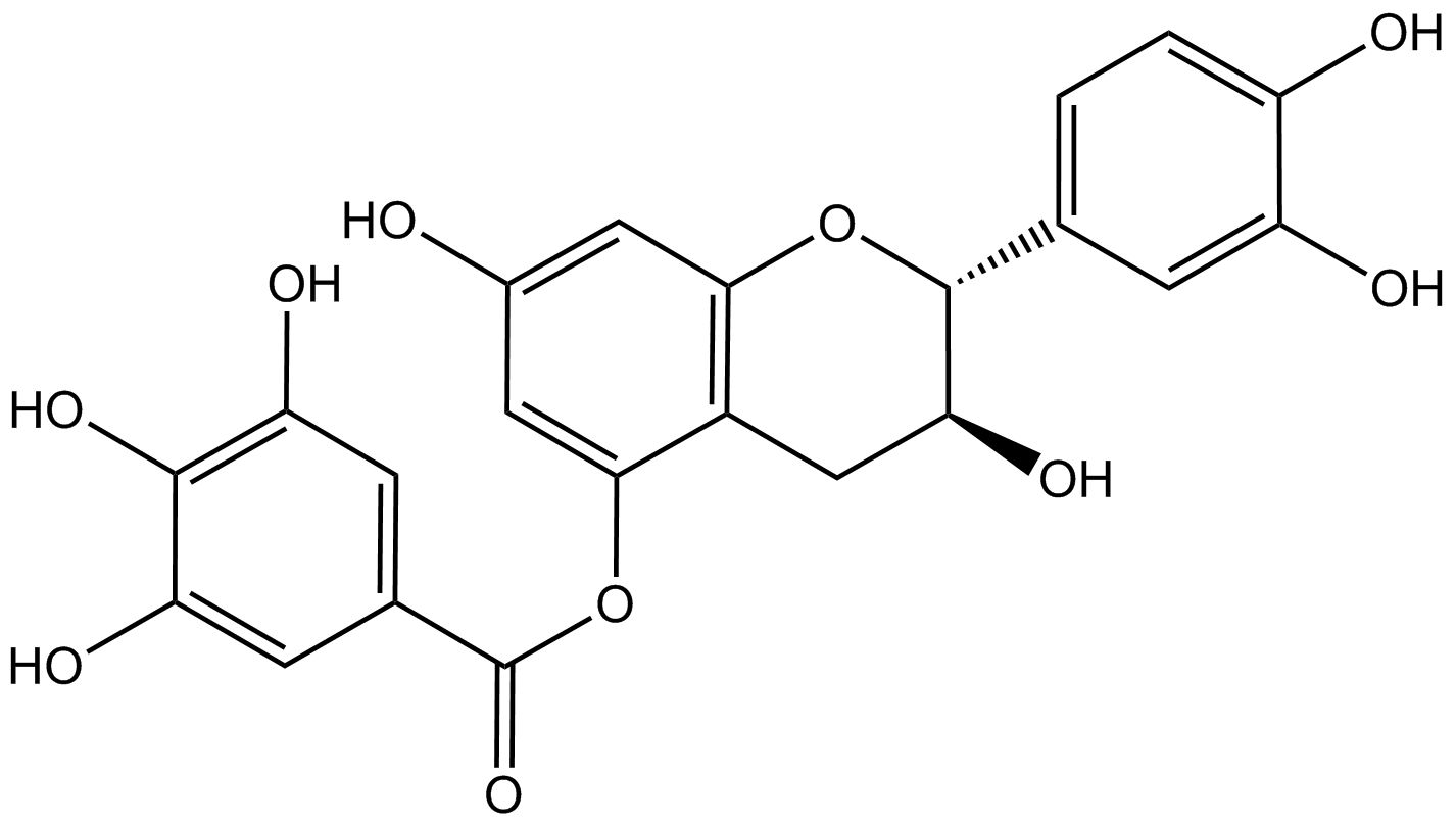 (+)-catechin 5-gallate