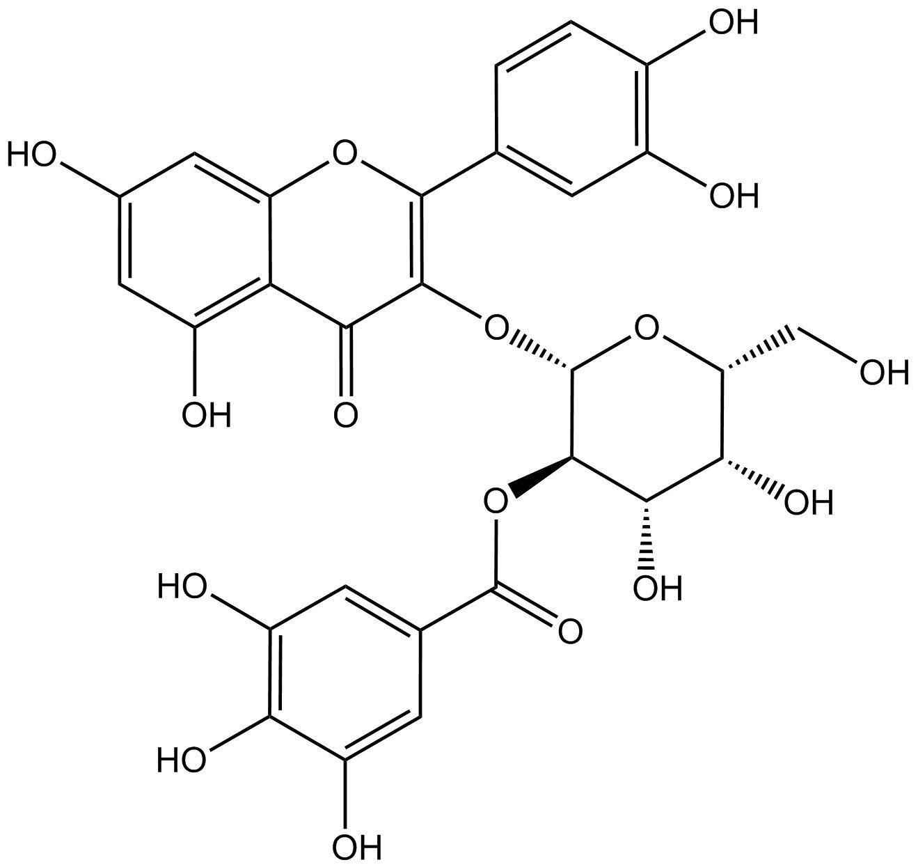 2''-galloylhyperin