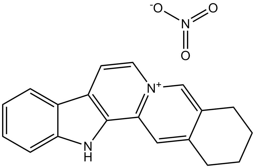 Sempervirine nitrate