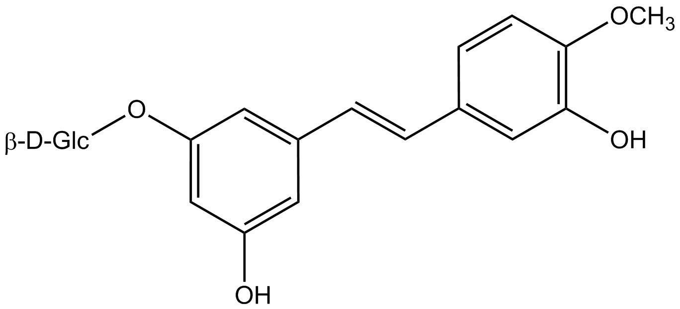 Rhaponticin